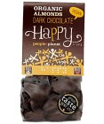 Happy People Planet Mandlar Mörk choklad 120 g
