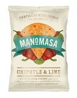 ManoMasa Chipotle and Lime 160 g