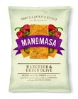 ManoMasa Manchego and Green Olive 160 g