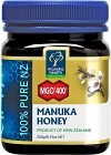 Manuka Honey MGO 400+, 250 gram