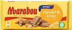 Marabou Mandel & Crisp 185 g