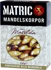 Matric Cantuccini Mandelskorpor 250 g