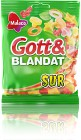 Malaco Gott & Blandat Sur 170 g