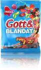 Malaco Gott & Blandat Favoritmix 190 g