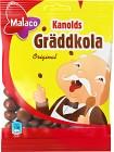 Malaco Kanolds Gräddkola 80 g