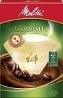 Melitta Kaffefilter Gourmet 1x4 Oblekta 80 st