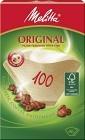 Melitta Kaffefilter Original 100 Oblekta 40 st