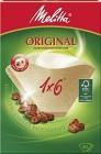Melitta Kaffefilter Original 1x6 Oblekta 40 st