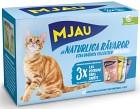 Mjau Kött/Fisk i Gelé Multibox 12 p