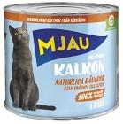 Mjau Kalkon i Paté 635 g