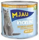 Mjau Kyckling i Paté 635 g
