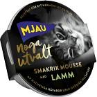 Mjau Noga Utvalt Lamm i Mousse 85 g