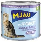 Mjau Oxkött i Paté 635 g