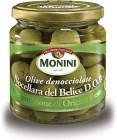 Monini Gröna Oliver utan kärnor DOP 280 g