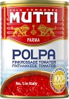 Mutti Krossade Tomater 400 g