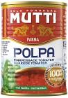 Mutti Krossade Tomater Basilika 400 g