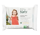 Naty Flushable Wipes 42 st