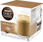 Nescafé Dolce Gusto Café Au Lait Kaffekapsel 16 p