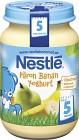 Nestlé Fruktpuré Päron Banan Yoghurt 5M 195 g