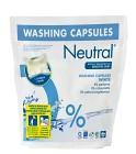 Neutral tvättkapslar White 22 st