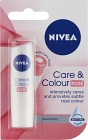 Nivea Lip Care & Colour Pink