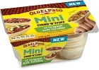 Old El Paso Stand'n Stuff Soft Mini Tortillas 145 g