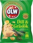 OLW Dill & Gräslök 40 g