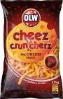 OLW Flamin Hot Cheez Cruncherz 225 g
