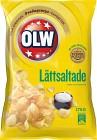 OLW Lättsaltade Chips 175 g