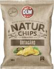 OLW Naturchips Örtagård 180 g