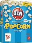 OLW Micropopcorn Original 3x100 g