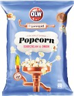 OLW Popcorn Sourcream & Onion 80 g