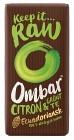 Ombar Lemon & Green Tea 35 g
