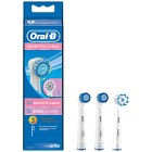 Oral-B Sensitive borsthuvud 2 + 1 st