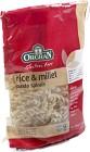 Orgran Ris & hirsspiraler, glutenfri pasta 250 g