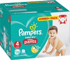 Pampers Baby-Dry Nappy Pants S4 9-15kg 72 st