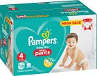 Pampers Baby-Dry Nappy Pants S4 9-15kg 82 st
