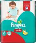 Pampers Baby-Dry Pants S6 16+kg 32 st
