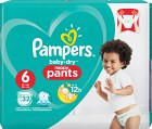 Pampers Baby-Dry Nappy Pants S6 15+kg 32 st