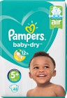 Pampers Baby-Dry S5+ 12-17kg 43 st