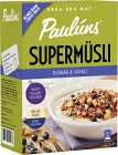 Pauluns Supermüsli Blåbär & Vanilj 420 g