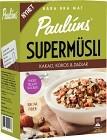 Pauluns Supermüsli Kakao, Kokos & Dadlar 420 g