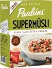 Pauluns Supermüsli Kokos, Hasselnöt & Jordgubb 420 g