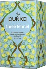 Pukka Three Fennel 20 tepåsar