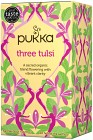 Pukka Three Tulsi 20 tepåsar