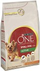 Purina One Small Dog Active 1.5 kg