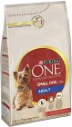 Purina One Small Dog Adult 1.5 kg