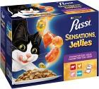 Pussi Sensations Kött & Fisk 12 p