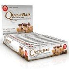 Questbar Chocolate Chip Cookie Dough 12 st