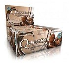 Questbar Double Chocolate Chunk 12 st